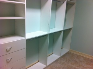 Custom Closet - Williams