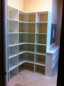 Custom Pantry - Williams